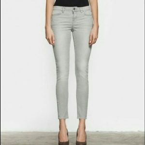 All Saints Ashby gray skinny jeans